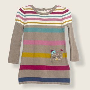 Lilly Wicket Baby Girl Sweater Dress 24M